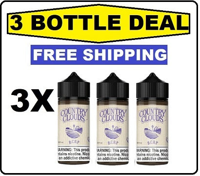 Country Clouds - Blueberry Corn Bread Puddin' 100mL