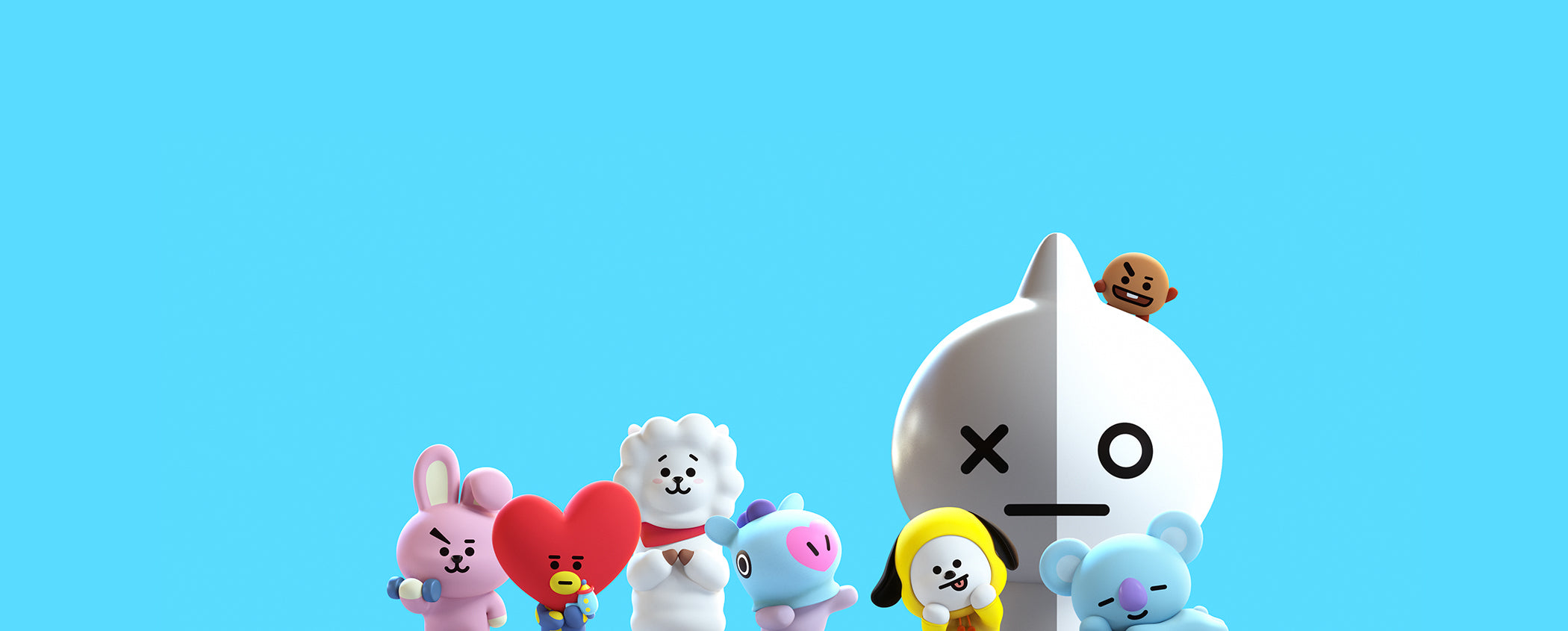 SPACE STAR BT21