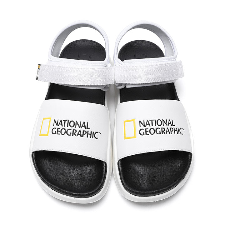 National Geographic Dive Cloud Sandal White N992AFW010  - HALLYU MART