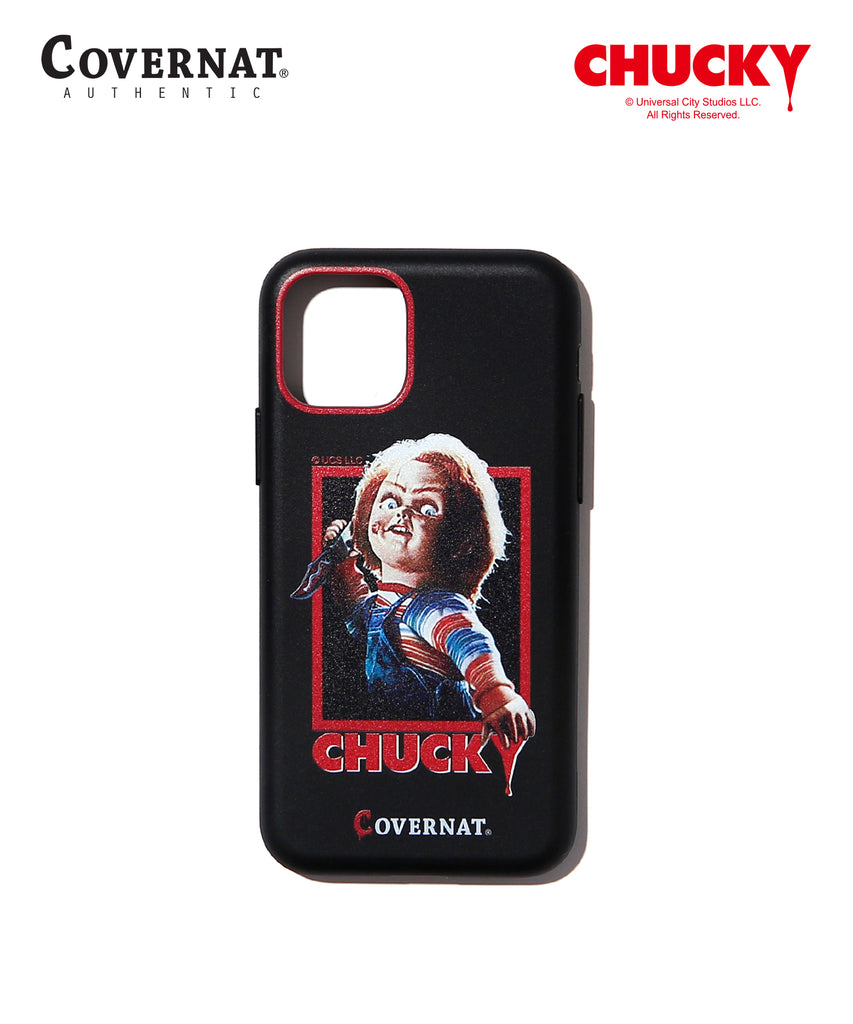 Covernat x Chucky Movie Poster Phone Case iPhone 11 Pro  - HALLYU MART