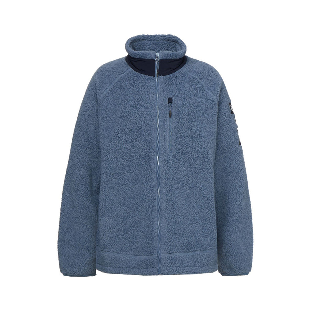 Kolon Sport BT21 RJ Fleece Jacket Gracie Blue
