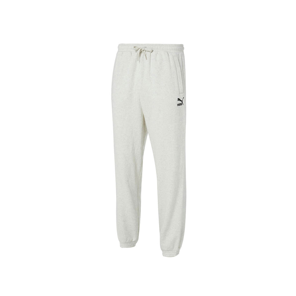 Hyuna Puma Trail Sweat Pants White 92872801  - HALLYU MART