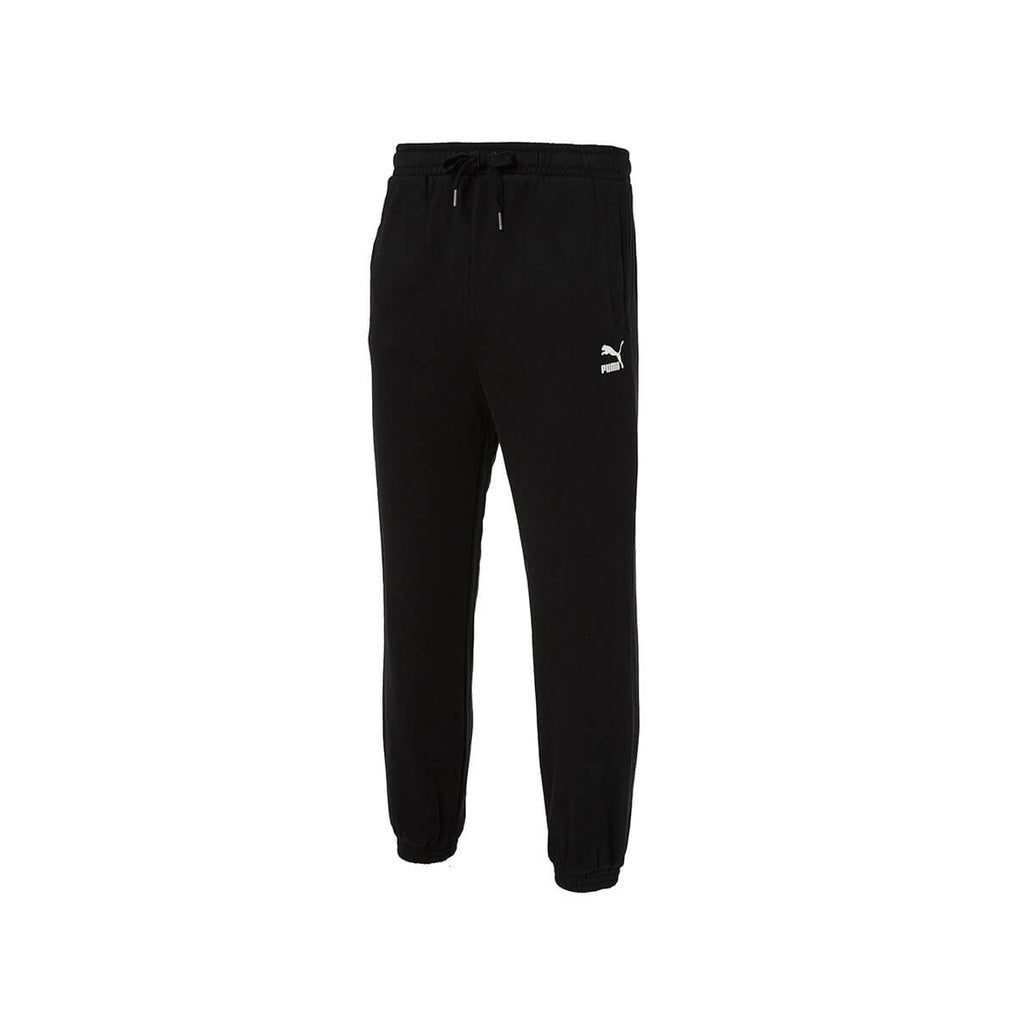 Hyuna Puma Trail Sweat Pants Black 92872802 - HALLYU MART
