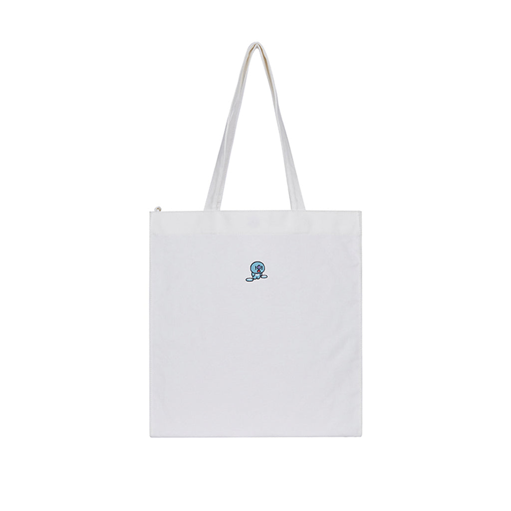 Spao BT21 Koya Eco Bag White