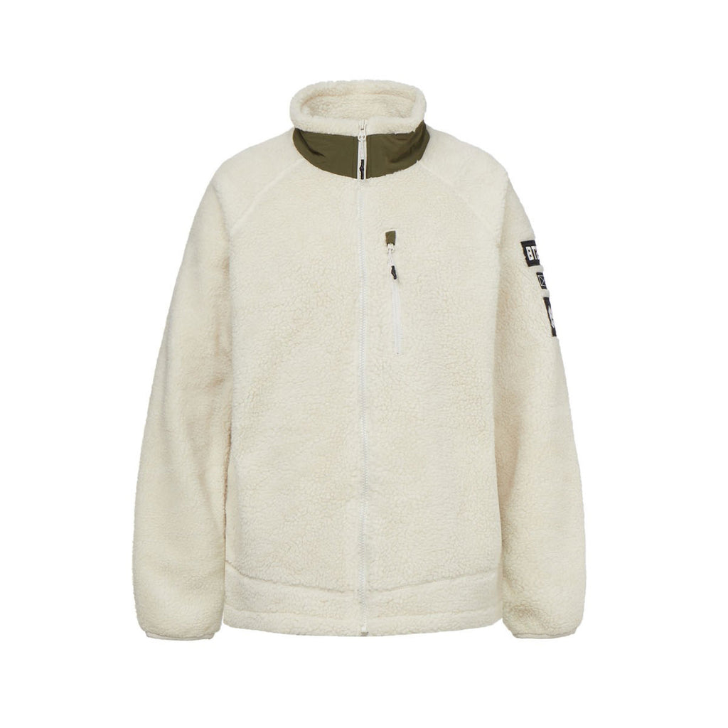 Kolon Sport BT21 Tata Fleece Jacket Ivory