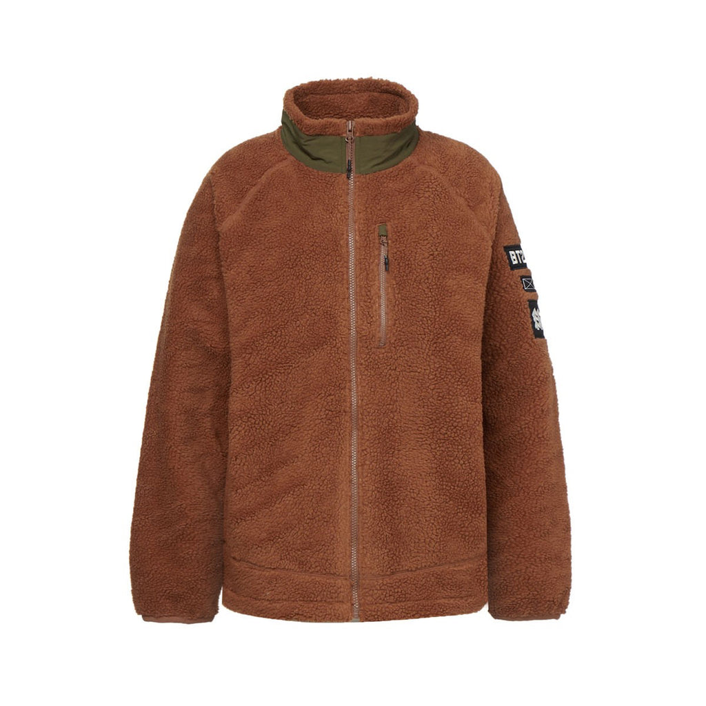 Kolon Sport BT21 Mang Fleece Jacket Camel