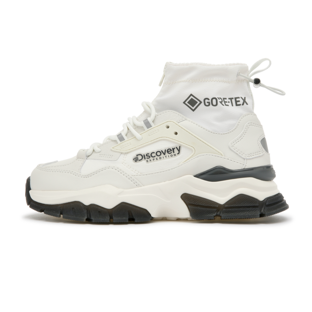 Discovery Expedition Bucket Dwalker V2 MID Shoes White DXSHD2061-WH  - HALLYU MART