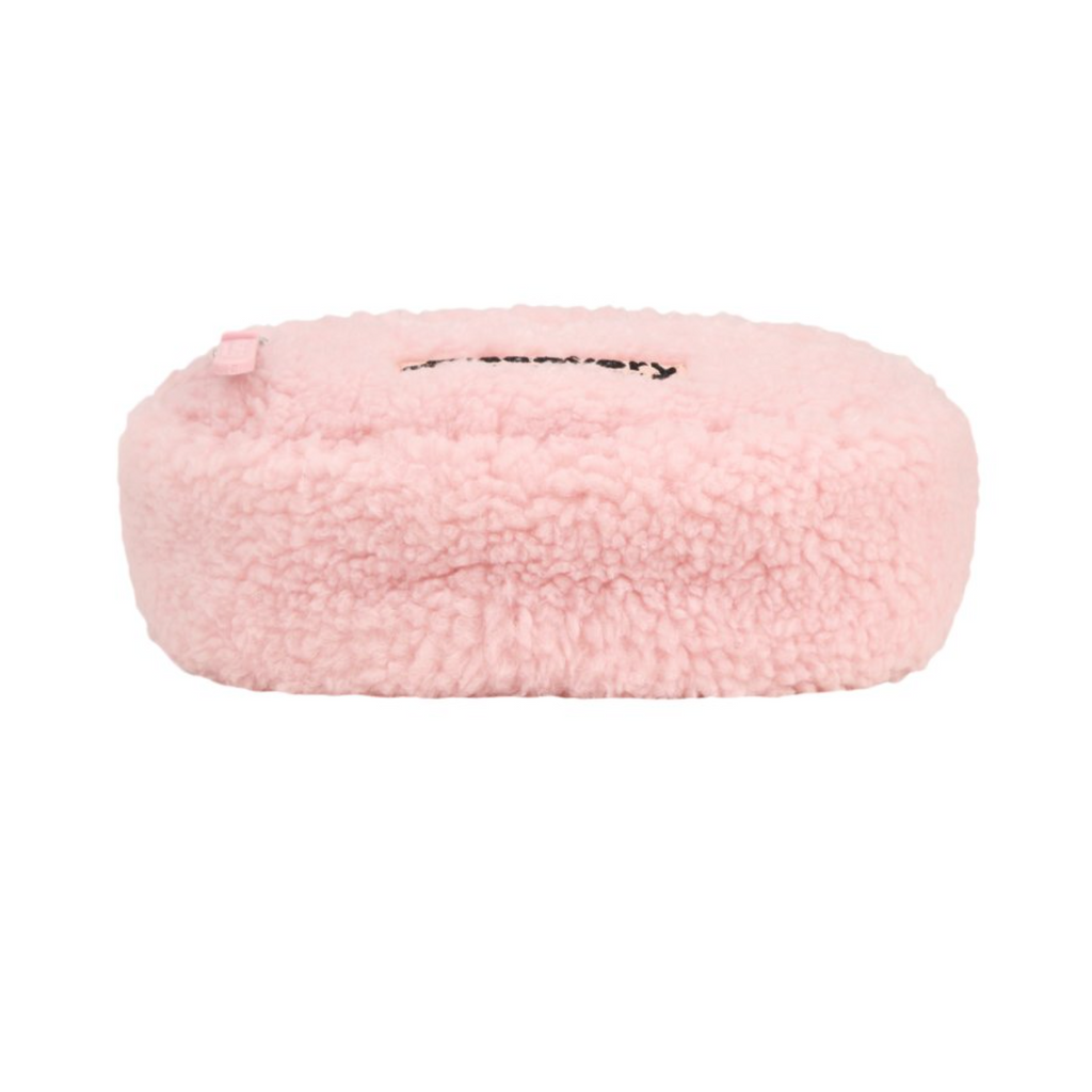 Discovery Expedition Fleece Two Way Hip Sack Light Pink DKHS71061-LP  - HALLYU MART
