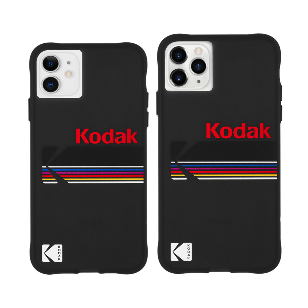 Kodak Apparel iPhone 11/11Pro Case Black K0233JAC0102BLK  - HALLYU MART