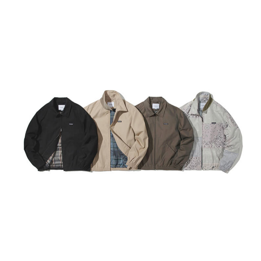 Covernat Cotton Blouson Jackets  - HALLYU MART