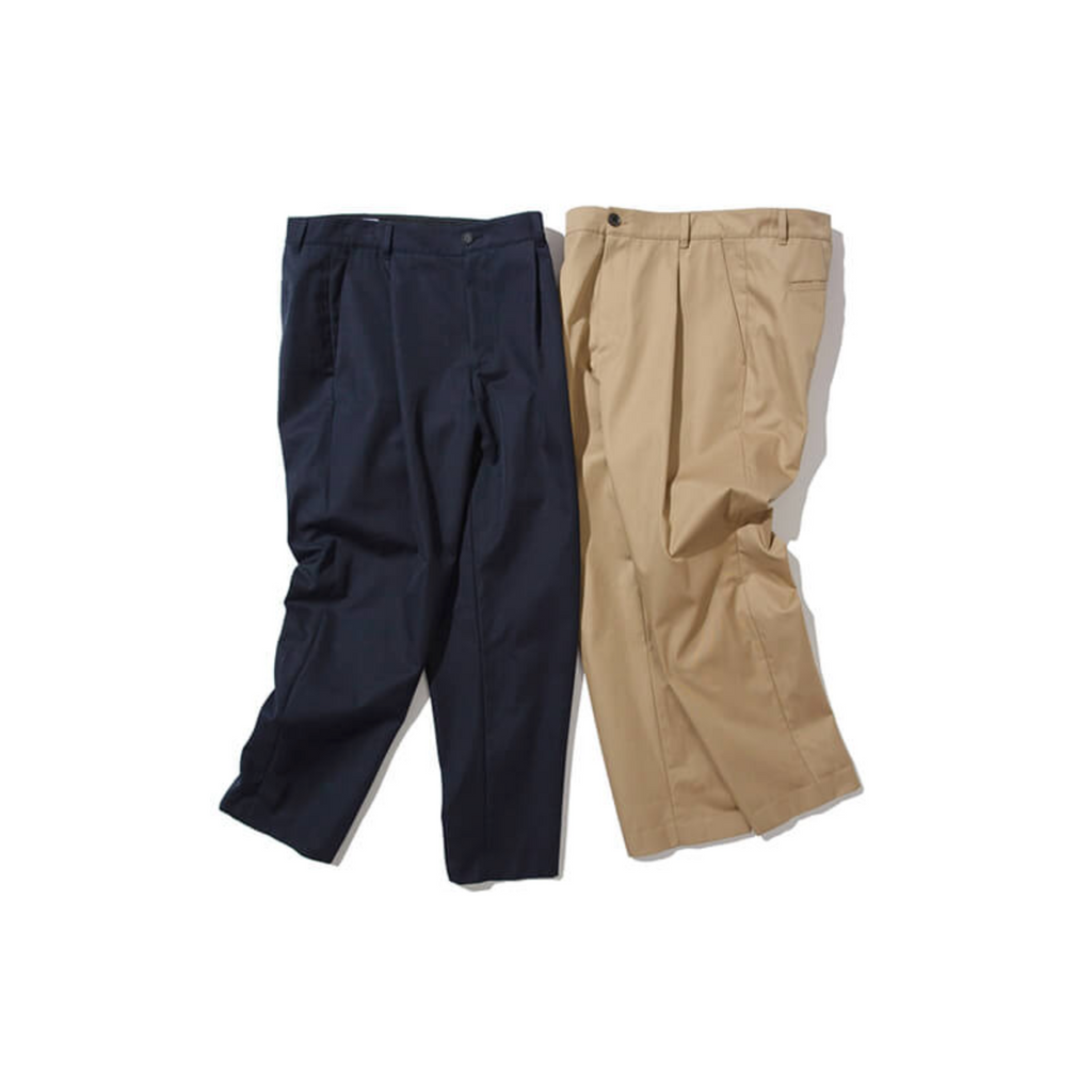 Covernat Regular Chino Pants  - HALLYU MART