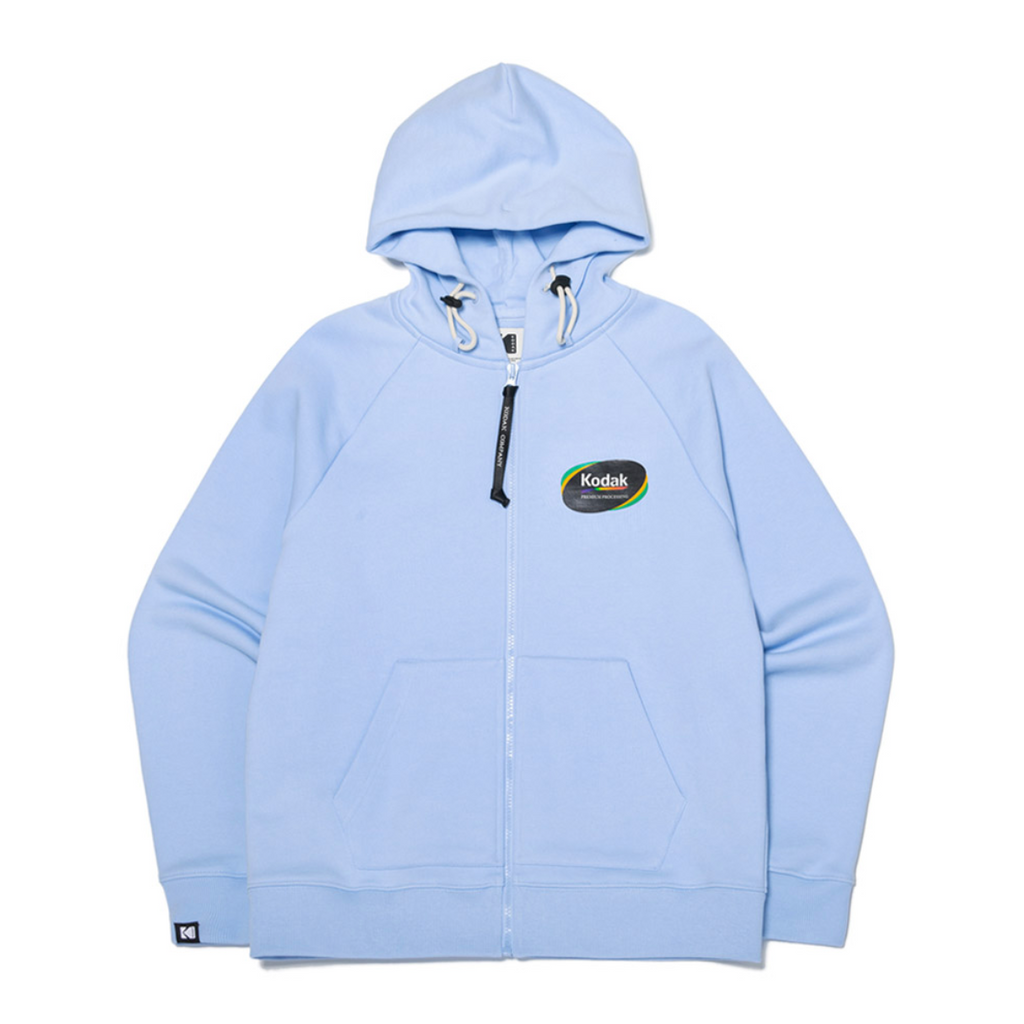 Kodak Apparel Day Zip-up Hood Jackets  - HALLYU MART