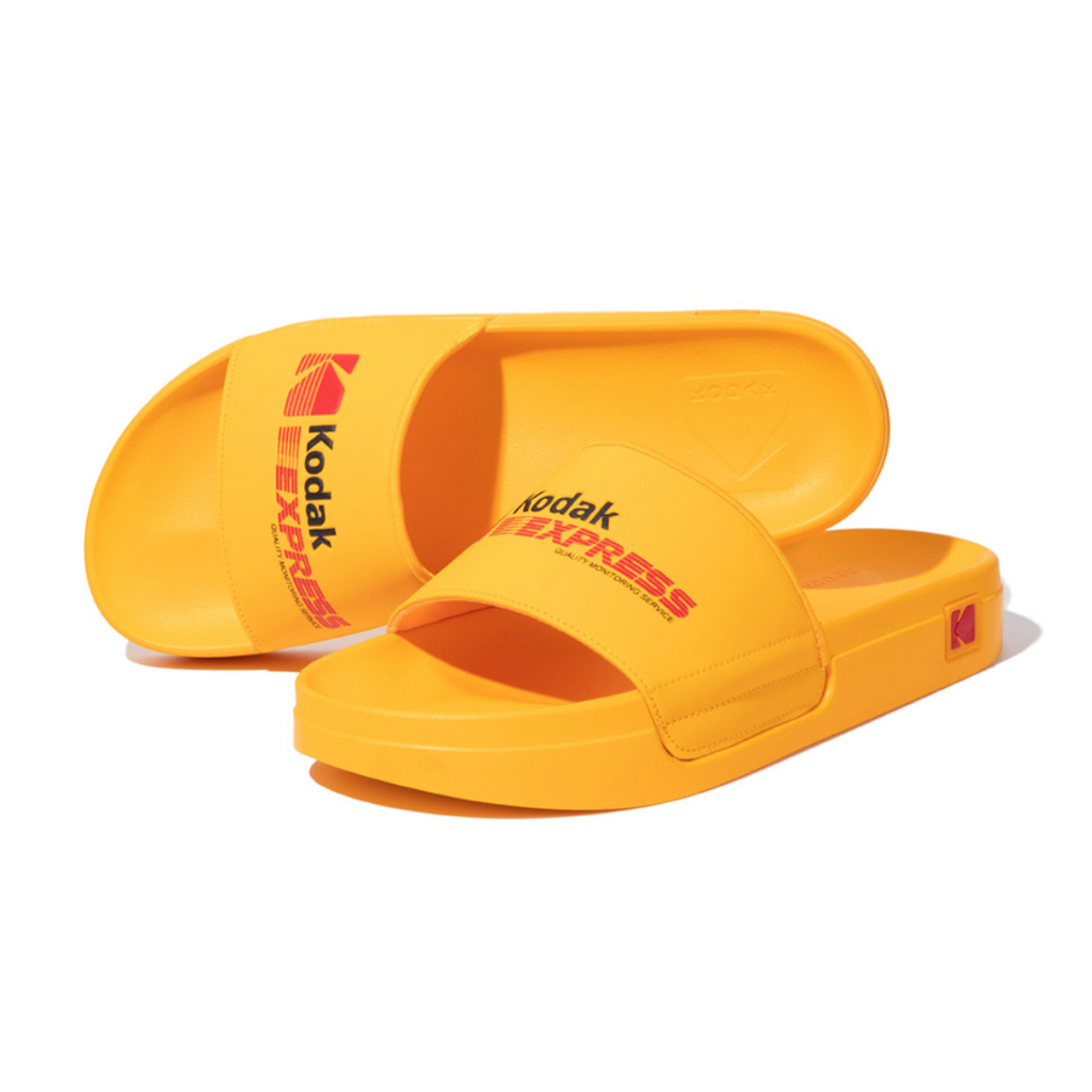 Kodak Apparel Express Slide Yellow K1163LSD11YLW  - HALLYU MART