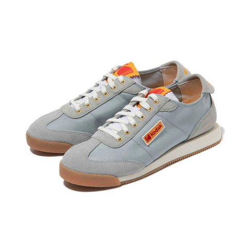 Kodak Apparel KOS Vintage Sneakers Shoes Grey K1163LCR85GRY - HALLYU MART