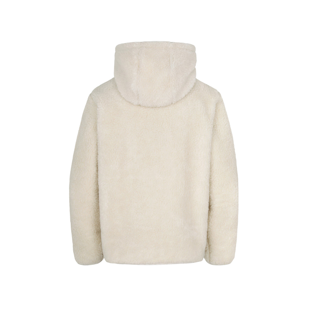 Discovery Expedition Bookle Hoodie Basic Jackets Cream DMSS71961-CR  - HALLYU MART
