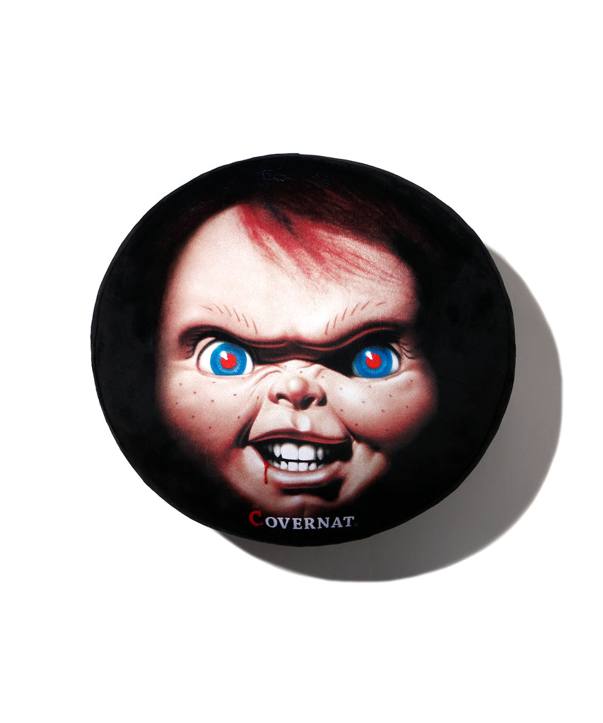 Covernat x Chucky Face Cushion  - HALLYU MART