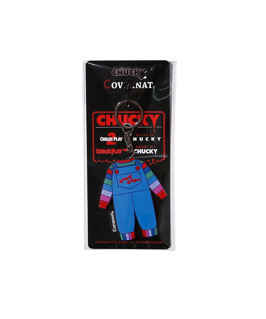 Covernat x Chucky No Face Key Ring  - HALLYU MART