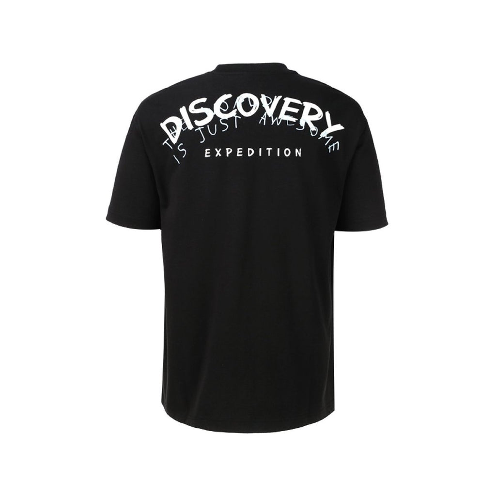Discovery Expedition Pocket Tee Black DXRT95931-BK-Discovery Expedition-HALLYU MART