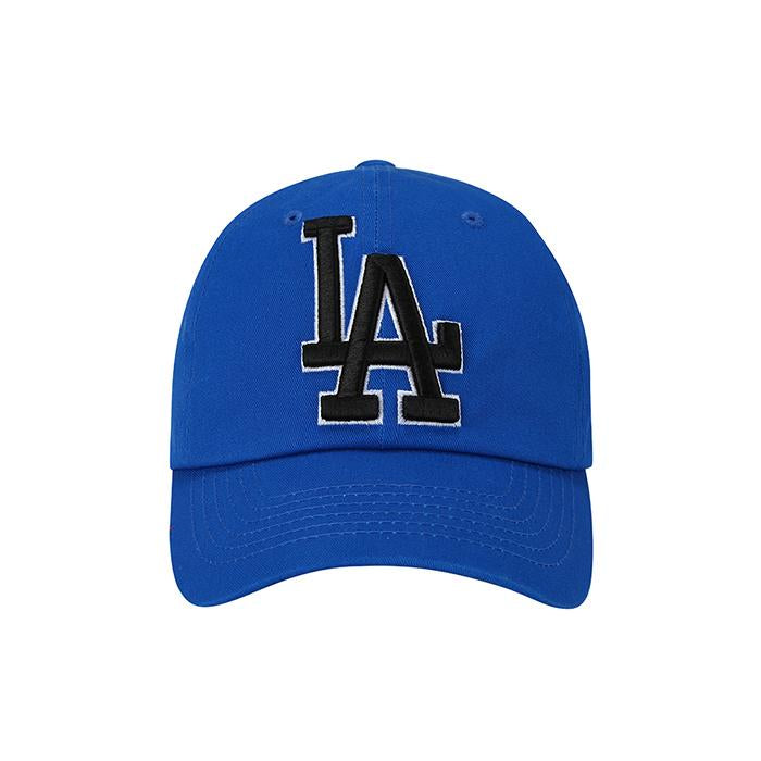 EXO MLB Los Angeles Dodgers Mega Logo Ball Hats 32CP70841-07U-MLB-HALLYU MART