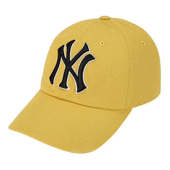 EXO MLB New York Yankees Mega Logo Ball Hats 32CP70841-50D-kr-HALLYU MART