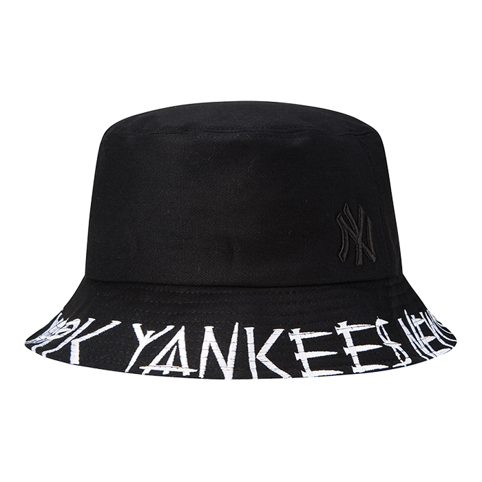 EXO MLB New York Yankees Underflow Bucket Hats 32CPH3841-50L-kr-HALLYU MART