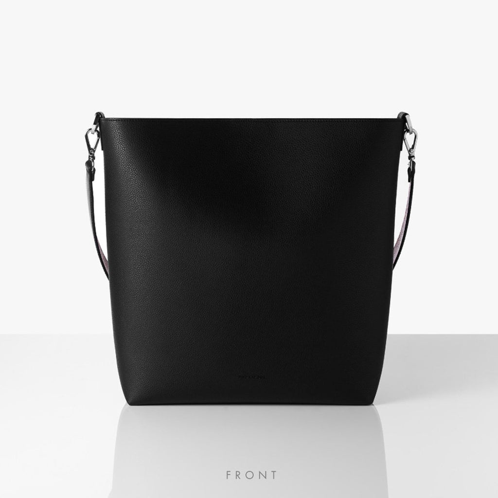 Find Kapoor Lekoo Bag 28 Basic Line Set Black  - HALLYU MART