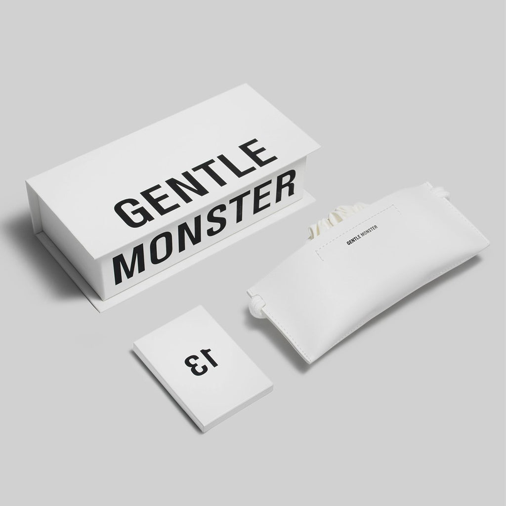 Gentle Monster 19S/S Six Bears G1(1M) Sunglasses  - HALLYU MART