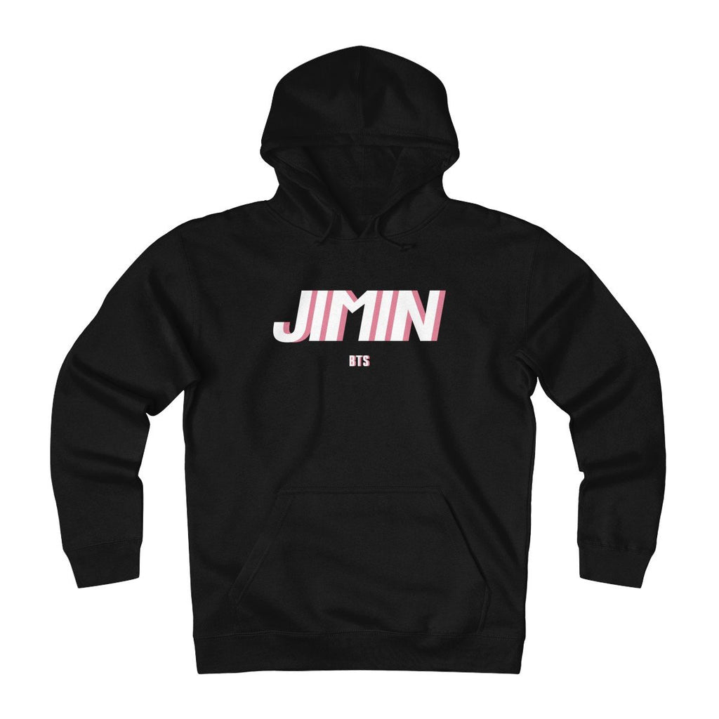 HLMT BTS Jimin Retro Name Map of The Persona Unisex Heavyweight Fleece Hoodies-HLMT-HALLYU MART