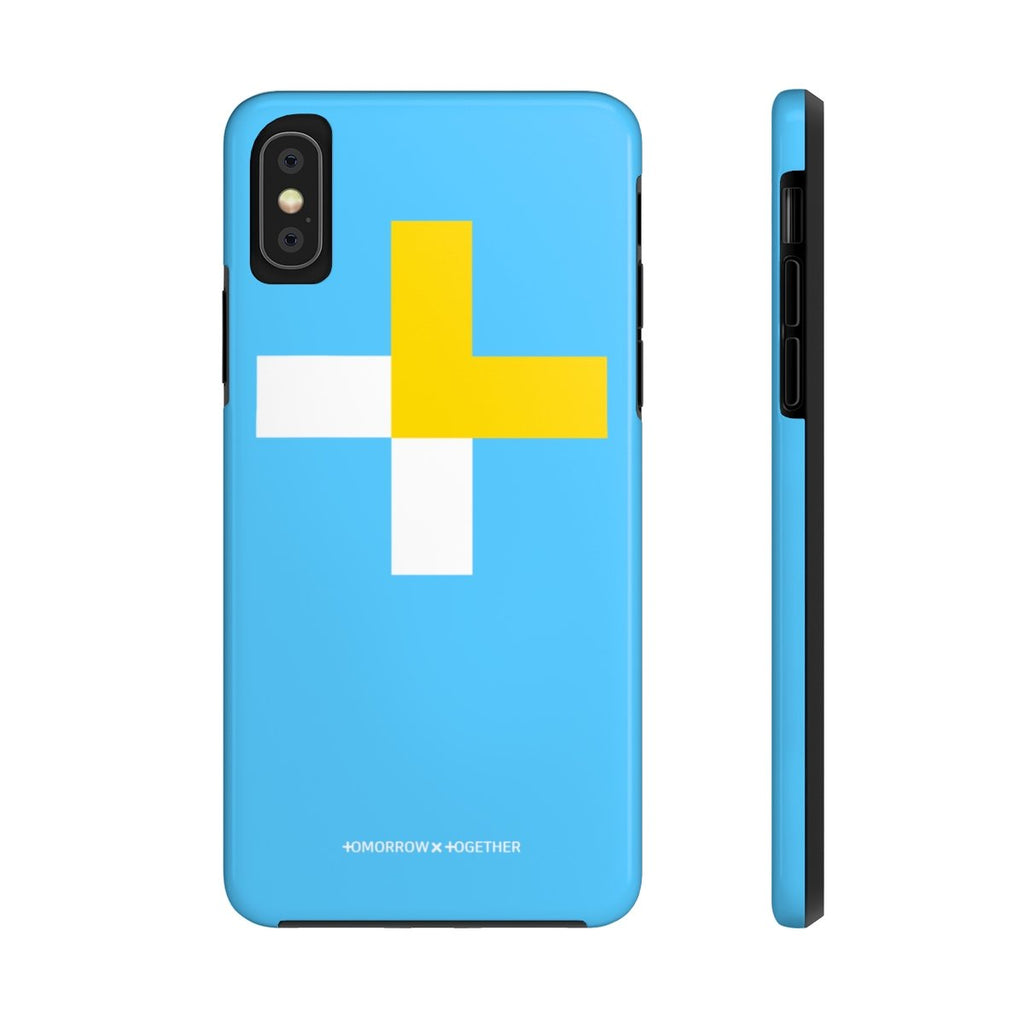 HLMT TXT (Tomorrow x Together) i Phone XS / XS MAX / XR / X Tough /7 /8 Cases-HLMT-HALLYU MART