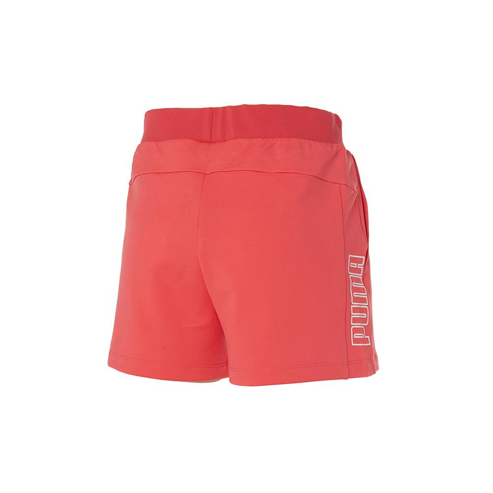 Hyuna x Puma LS Sweat Shorts W Pants Fluo Peach 92815102  - HALLYU MART