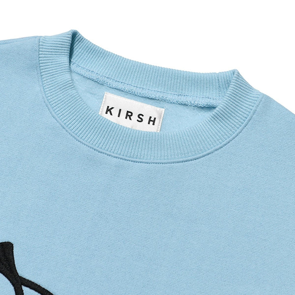 Kirsh 19S/S Big Cherry Swea T-shirts Blue  - HALLYU MART
