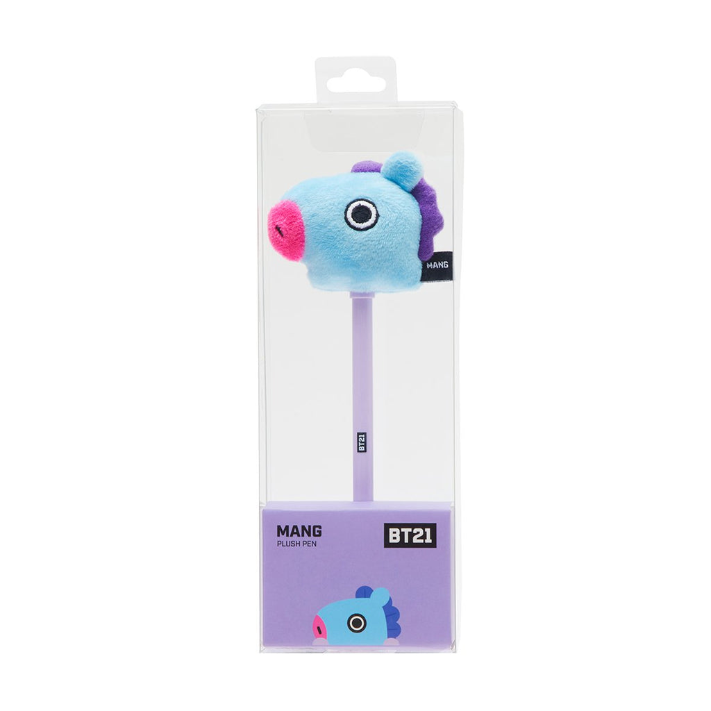 Line Friends BT21 Doll Ballpoint Pen-CN-HALLYU MART