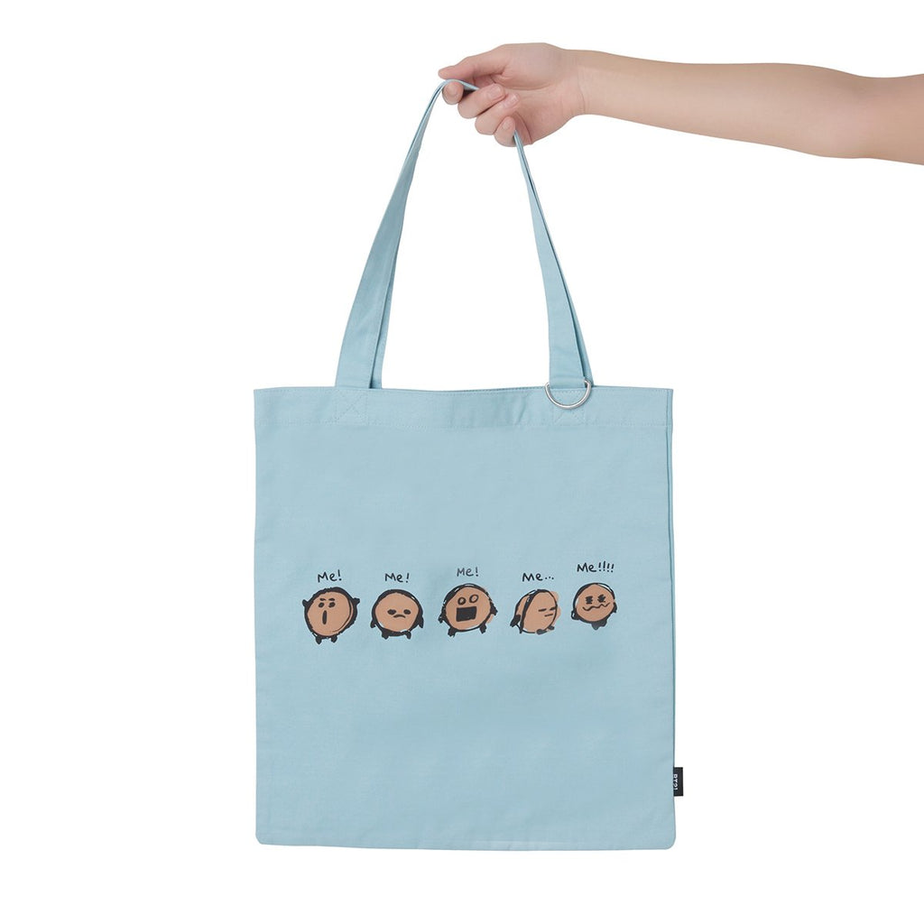 Line Friends BT21 Shooky Drawing Eco Bag-BT21-HALLYU MART