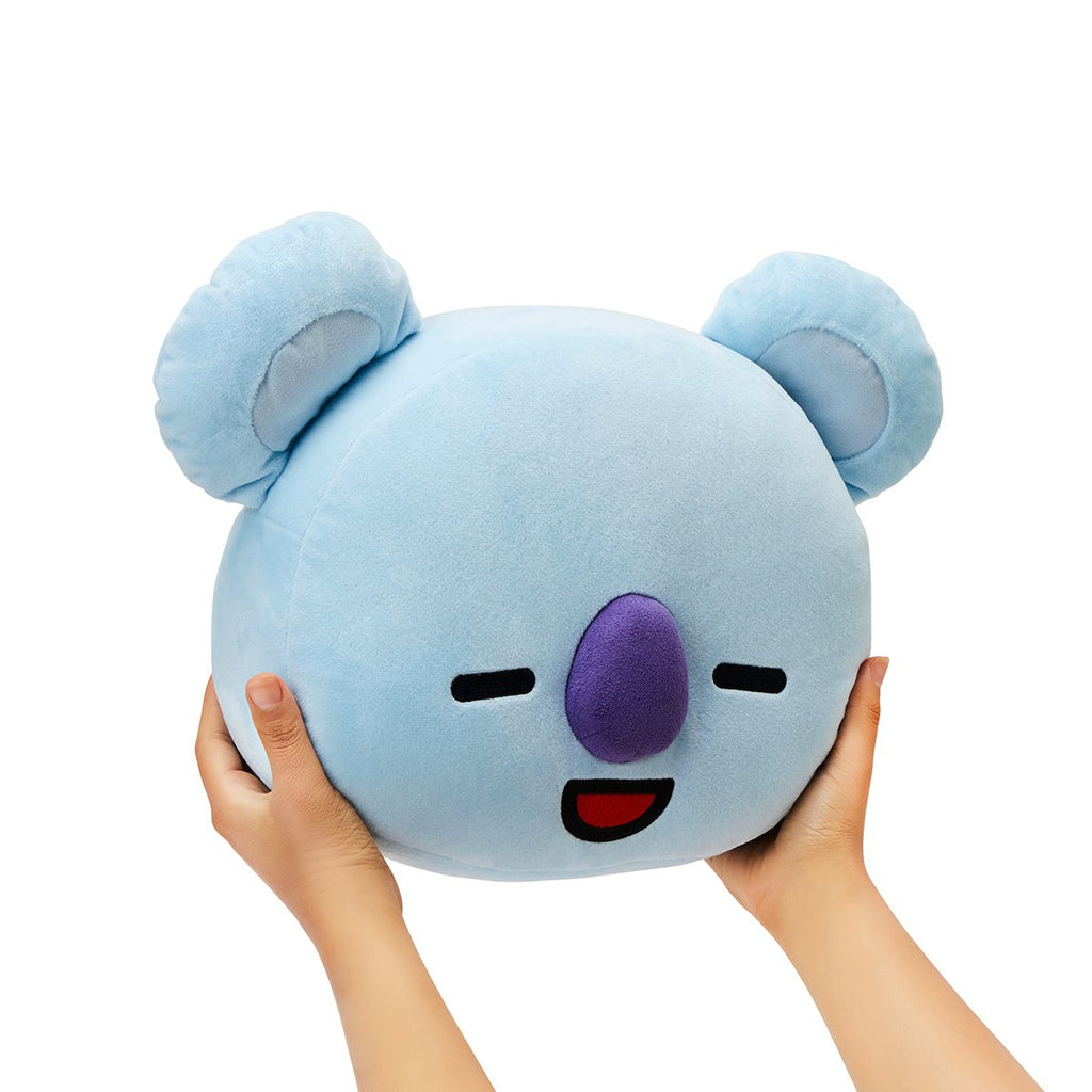 Line Friends BT21 Smile Cushion 42cm-CN-HALLYU MART