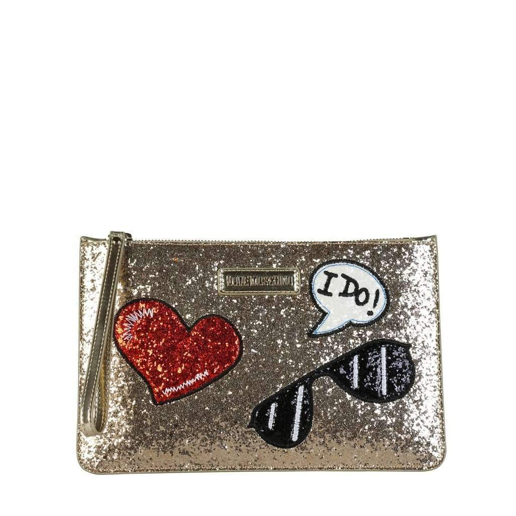 Love Moschino Clutch bags JC4148PP15LL-Love Moschino-HALLYU MART