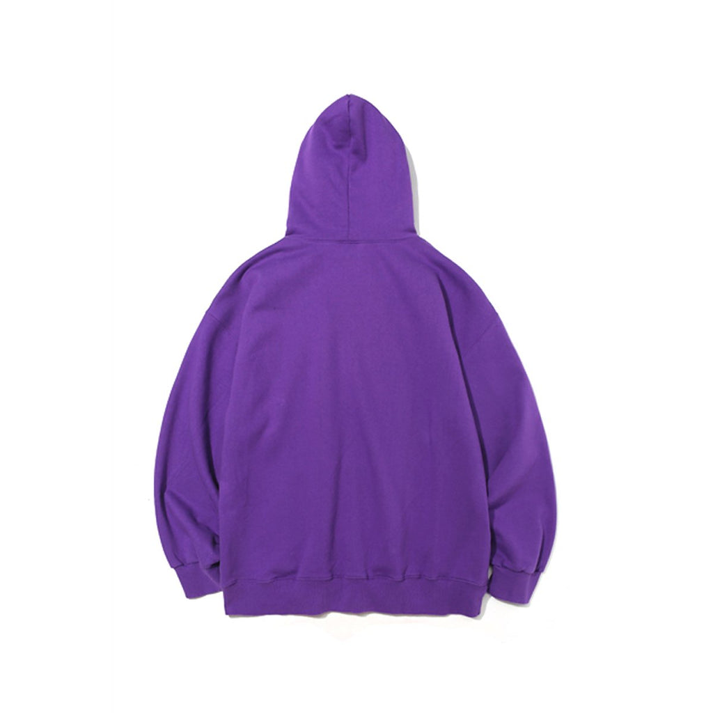 Mark Gonzales Angel Logo Hoodies Purple-Mark Gonzales-HALLYU MART