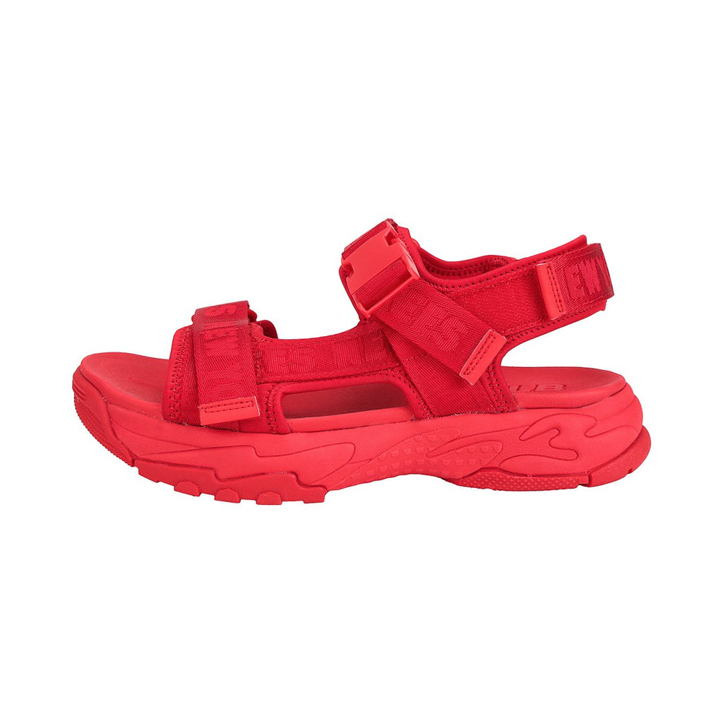 MLB New York Yankees Big Ball Sandal Red 32SHD1911-50R-MLB-HALLYU MART