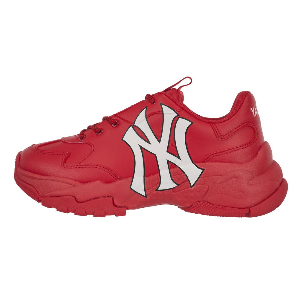 MLB Unisex New York Yankees Big Ball Chunky A Dad Shoes Red 32SHC1911-50R-MLB-HALLYU MART