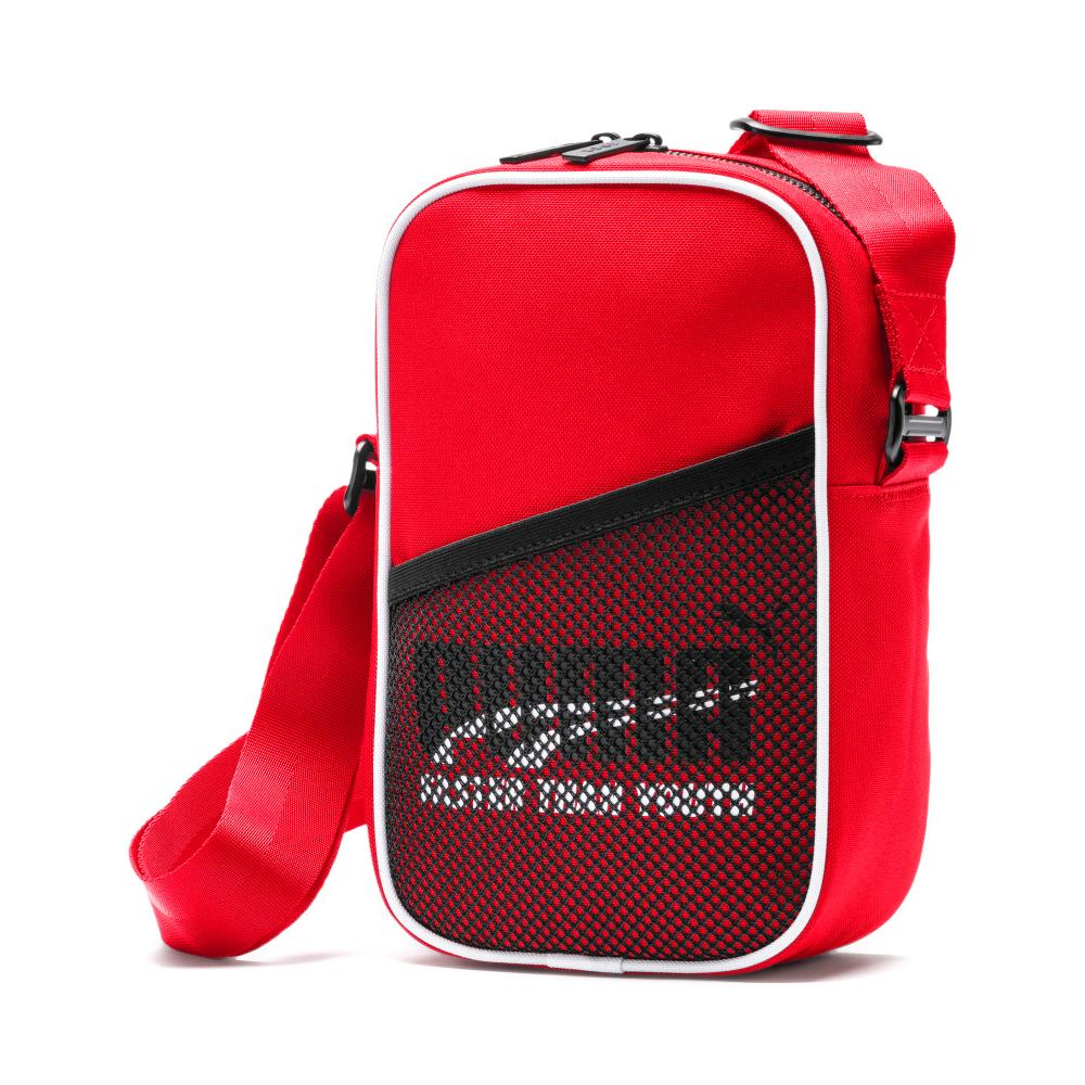 Puma x Adererror Portable Waist Bag Red 07600901  - HALLYU MART
