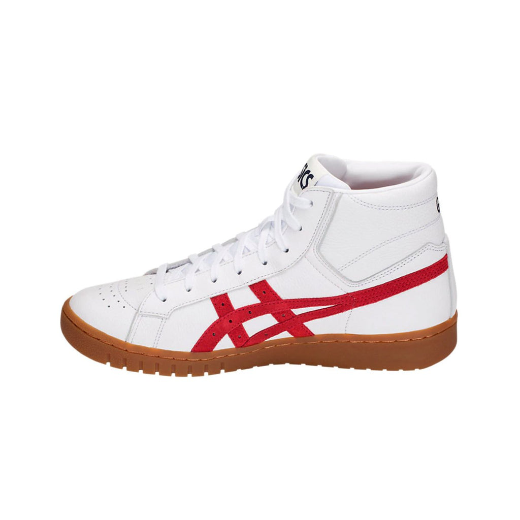 The Boyz x Asics GEL-PTG MT Shoes White&Classic Red 1193A100.100  - HALLYU MART