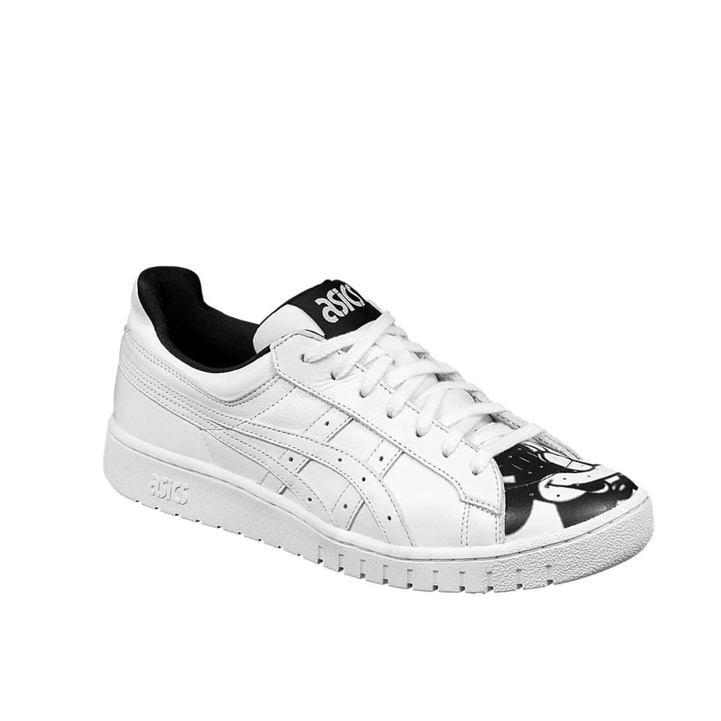 The Boyz x Asics Limited Edition GEL-PTG Shoes White&Black 1191A070.100  - HALLYU MART