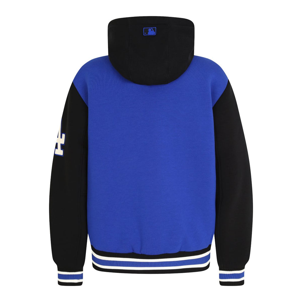 TXT Suvin x MLB New York Yankees Authentic Colored Padded Monster Jackets Blue 31JPC3911-07U-MLB-HALLYU MART