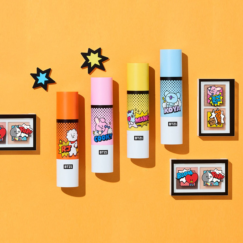 VT x BT21 VT Art In Stick Foundation-VT Cosmetics-HALLYU MART