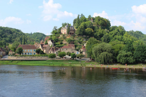Along the rivers - the Dordogne region
