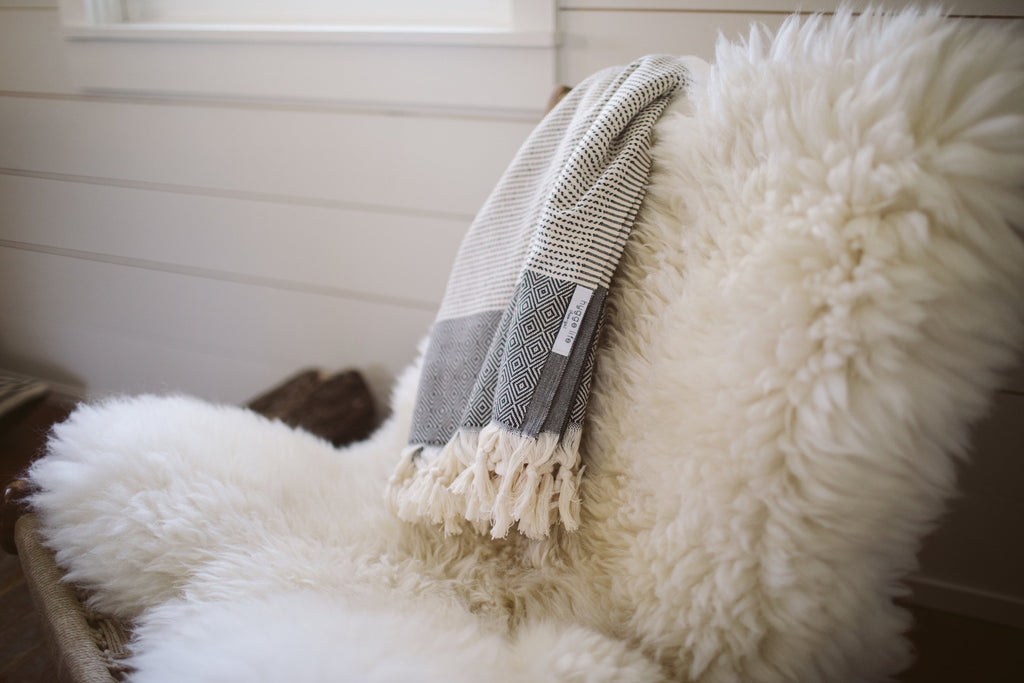 10 Ways to Use a Sheepskin