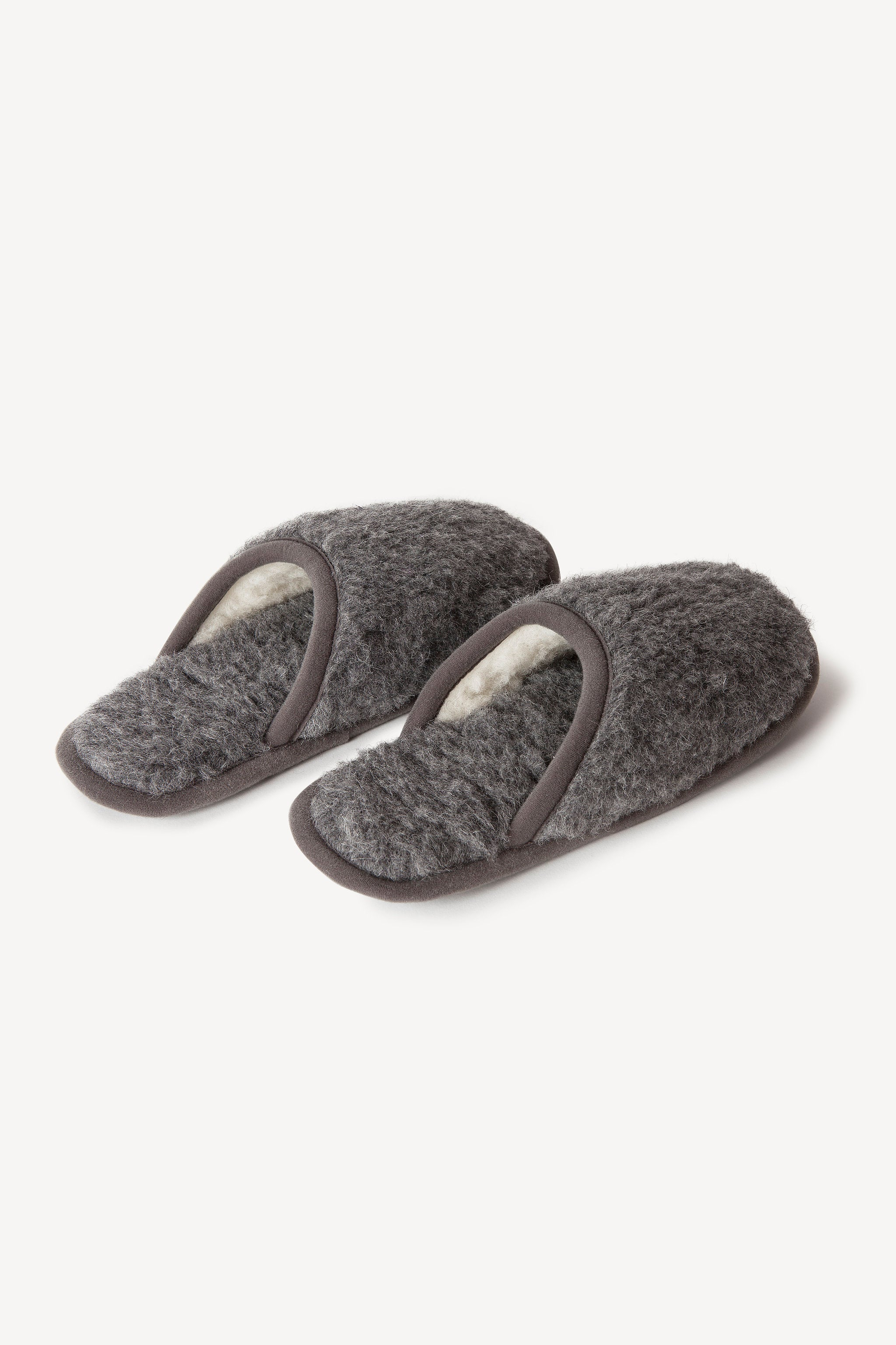 Hygge House Slippers   Gray