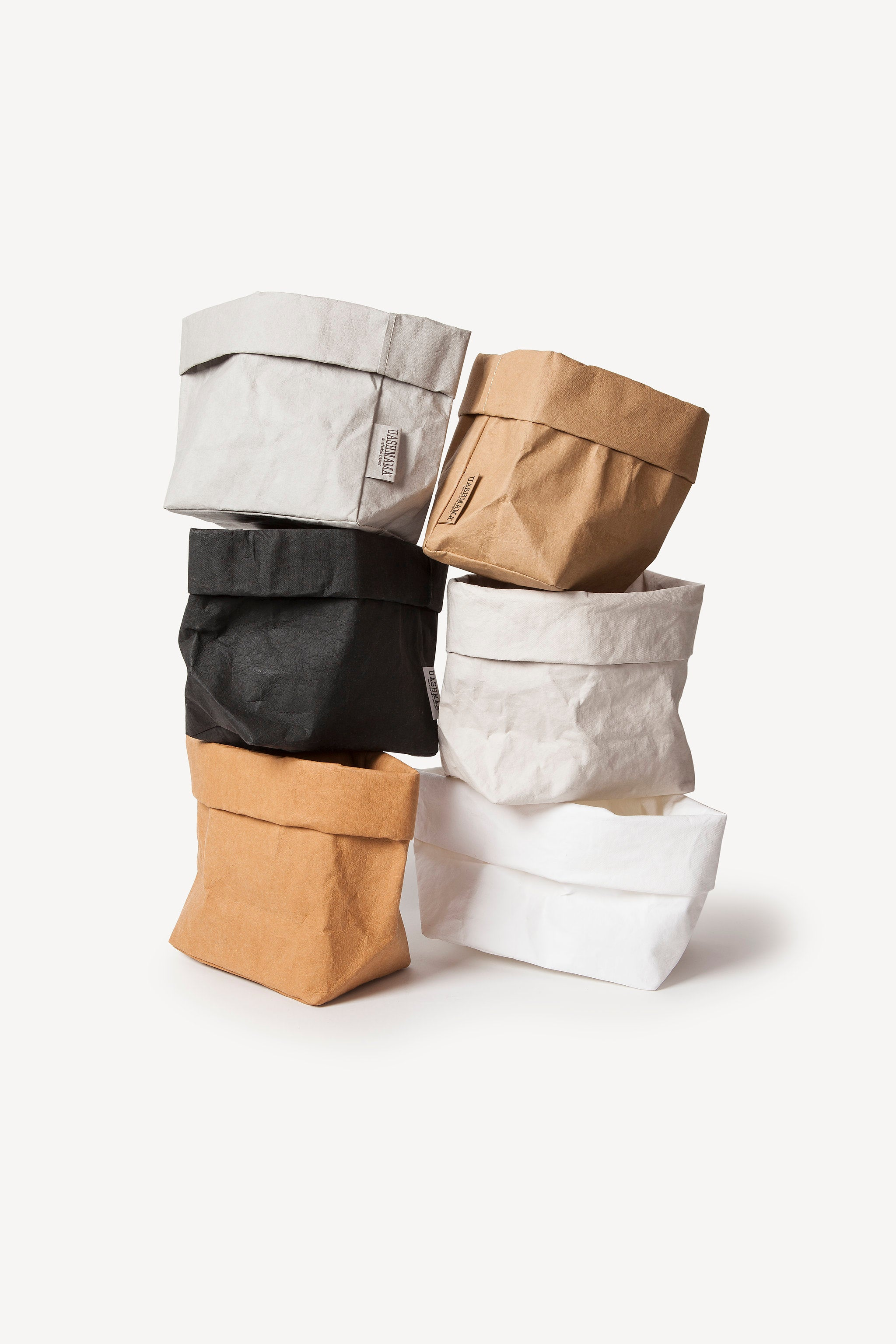 Medium washable paper bag all colors hygge life medium washable paper bag all colors reviewsmspy