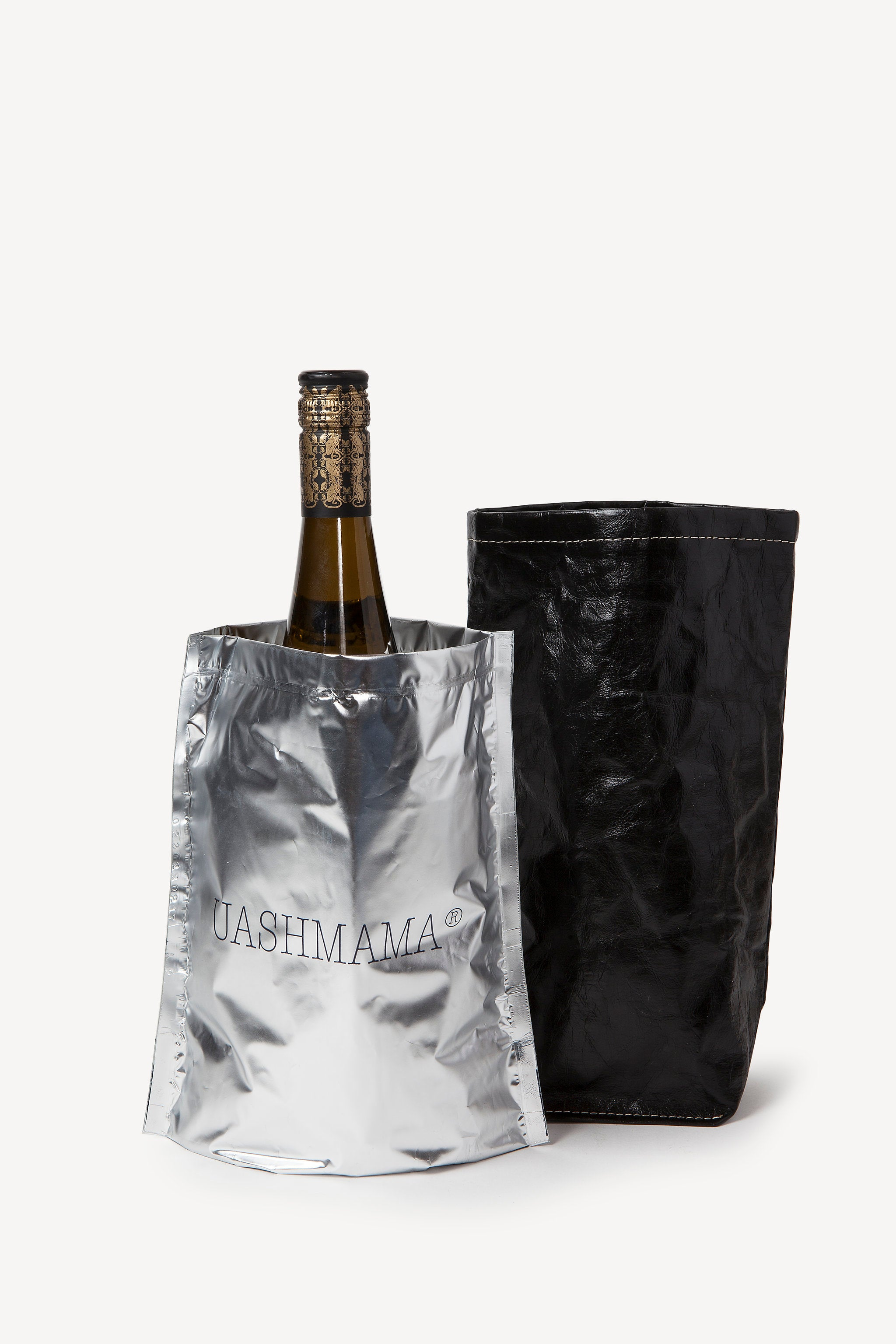 71c4660837e Paper Wine Bag with Leather Handle - All Colors - Hygge Life