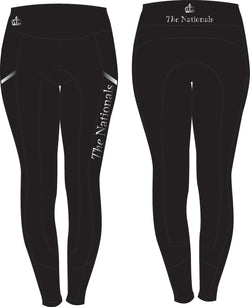 2019 Show Horse Nationals Black Training Pants