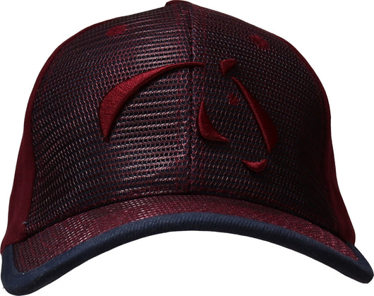 Equestrian Queensland maroon and navy cap